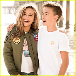 Johnny Orlando & Mackenzie Ziegler Have Cancelled Their Paris Tour Stop