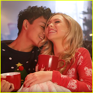 Jordyn Jones Drops Festive 'Best Christmas Ever' Music Video - Watch Now!
