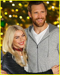 Julianne Hough Coupled Up With Brooks Laich For Volkswagen's Event This Weekend
