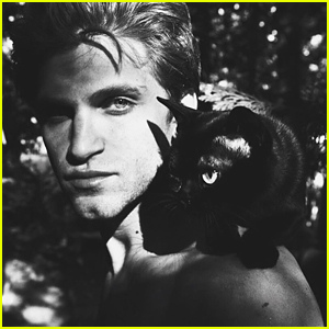 Keegan Allen Posts Touching Memorial to Cat Minin After He Passes Away