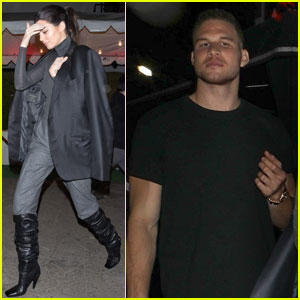 Kendall Jenner & Blake Griffin Couple Up for Date Night in LA
