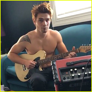 Riverdale's KJ Apa Has Already Put Out A Full-Length Album