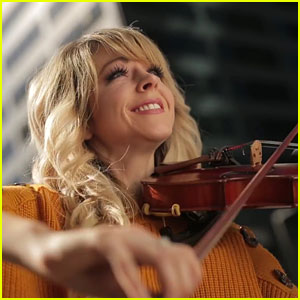 Lindsey Stirling Dedicates 'Angels We Have Heard On High' Music Video To First Responders