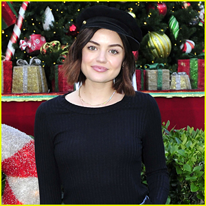Lucy Hale Reveals 'Life Sentence' Character Stella & PLL's Aria Have Similar Style