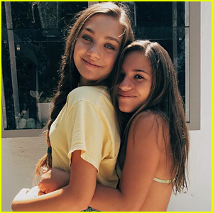 Mackenzie ziegler photos news and videos just jared jr page 9 maddie ziegler gave sister mackenzie the best advice that we all should take m4hsunfo