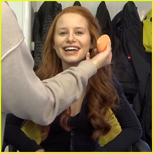 Madelaine Petsch Shares 50 Facts About Herself While On Set of 'Riverdale'