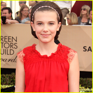 Millie Bobby Brown Thanks Everyone For Her Second SAG Award Nomination