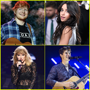 Shawn Mendes, Camila Cabello, Ed Sheeran, Taylor Swift & More Featured in DJ Earworm's 2017 Music Mashup - Listen Now!