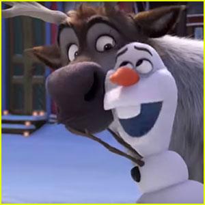 'Olaf's Frozen Adventure' Celebrates Digital Release With Six Disney Shorts