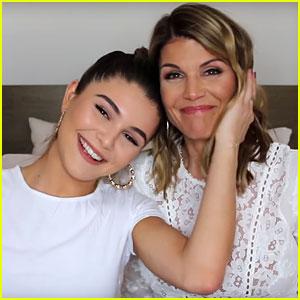 Olivia Jade Teaches Mom Lori Loughlin Slang Words of 2017 (Video)