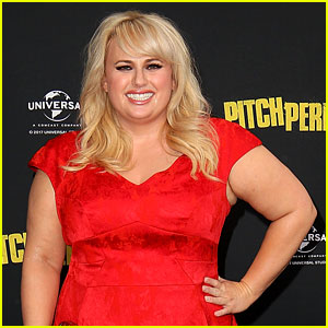 Rebel Wilson Posts Never-Before-Seen 'Pitch Perfect' Rehearsal Footage - Watch Now!