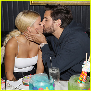 Sofia Richie Packs on PDA with Scott Disick at Dinner in Miami!