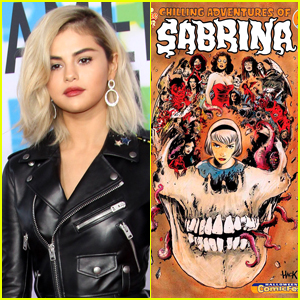 Selena Gomez Responds To Rumors About Starring in 'Chilling Adventures of Sabrina'