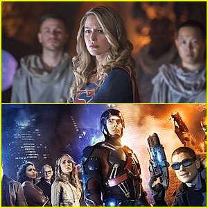 'Supergirl' & 'Legends of Tomorrow' Will Share Monday Nights In 2018