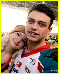 Thomas Doherty Noticed This Thing First About Dove Cameron