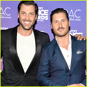 Val Chmerkovskiy Dishes on Brother Maks Having A Big Part in His Upcoming Book