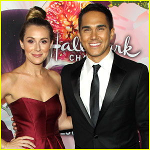 Carlos PenaVega Adores His Wife Alexa at Hallmark Channel TCAs