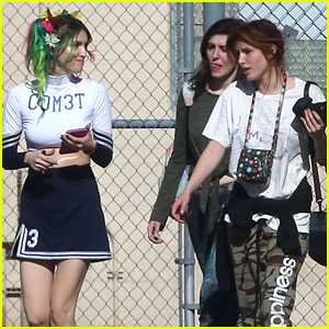 Bella Thorne Is Directing Sister Dani's 'Habits' Music Video