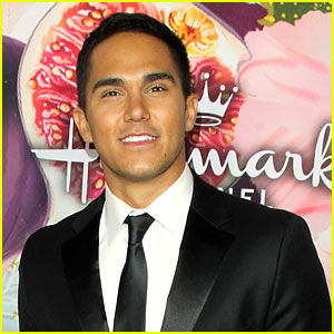 Carlos PenaVega Shares Adorable Baby Photo of Himself At His Son Ocean's Age