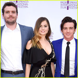 Debby Ryan, Drake Bell, & Austin Swift Strike a Pose on 'Cover Versions' Poster