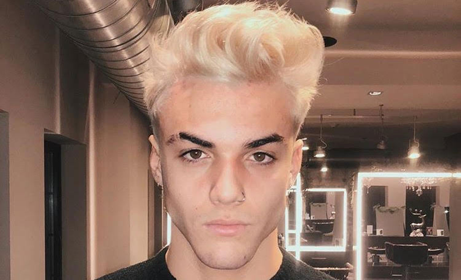 Grayson Dolan Ditches Blonde Accidentally Dyes Hair