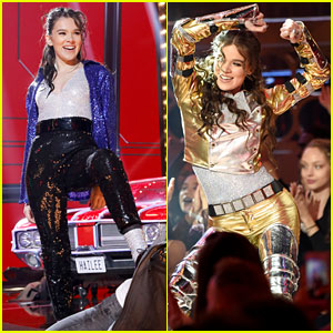 Hailee Steinfeld Dazzles During 'Lip Sync Battle Live: A Michael Jackson Celebration' Performances - Watch Now!