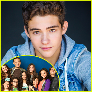 Newcomer Joshua Bassett Makes 'Stuck In The Middle' Debut Tonight (Exclusive)
