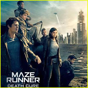 'Maze Runner' Stars Dylan O'Brien & Dexter Darden Tease Big Opening Sequence of Final Film