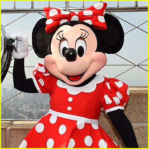 Minnie Mouse To Get Her Own Star on Hollywood's Walk of Fame This Month!
