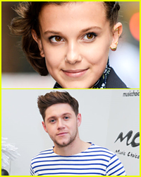 Millie Bobby Brown Completely Lost It When She Learned Niall Horan Liked 'Stranger Things'