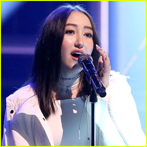 Noah Cyrus Performs 'All Falls Down' On 'Tonight Show' With Alan Walker - Watch!