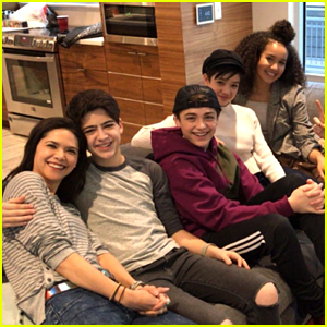 Sofia Wylie Celebrates Birthday with 'Andi Mack' Cast on Instagram Stories