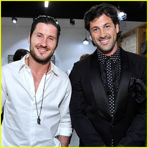 Val Chmerkovskiy Wishes Big Bro Maksim 'Happy Birthday' In Sweet Instagram Post