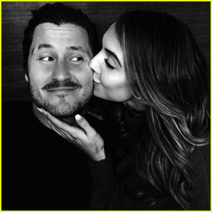 Jenna Johnson & Val Chmerkovskiy Share Cute & LOL-Worthy Exchange on Instagram