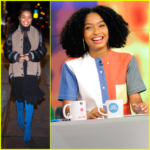 Yara Shahidi Talks About Tackling Tough Issues on New Show 'Grown-ish'