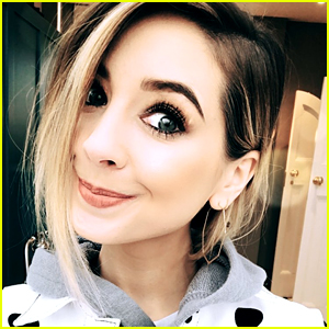 Zoella Returns From Internet Break After Holidays