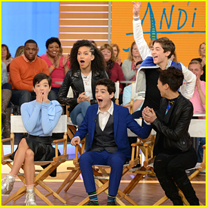 'Andi Mack' Renewed For Season 3; Cast Reacts In The Best Way - Watch!