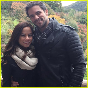 Pretty Little Liars's Brant Daugherty Is Engaged to Kim Hidalgo!