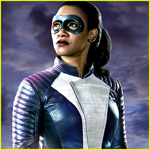 Candice Patton Gives First Look of Iris West Allen in Super Suit on 'The Flash'