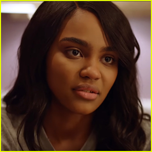 China Anne McClain's Jennifer Struggles With Dating Issues on 'Black Lightning' Tonight