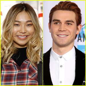 Chloe Kim Reveals Her 'Riverdale' Crush & It's a Hard Same From The Entire World