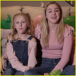 Chloe Lukasiak Celebrated the 'Zombies' Premiere With a Slumber Party!