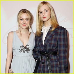 Dakota Fanning Debuts Short Film with Support from Elle!