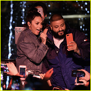 Demi Lovato & DJ Khaled Recorded a Song for 'A Wrinkle In Time' - Hear The Preview!