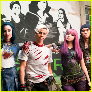 'Descendants 3' Greenlit; Will Reveal Just Who Mal's Father Is