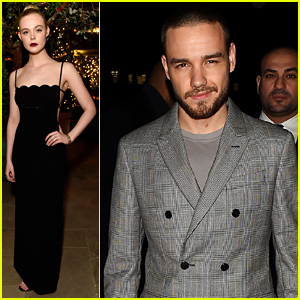 Elle Fanning & Liam Payne Step Out for BAFTAs After Party!