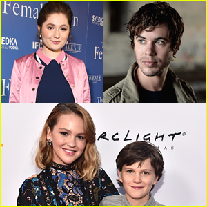Emma Kenney, Talitha & Gabriel Bateman Join 'Robert The Bruce' Scottish Epic Film