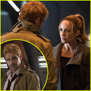 'DC's Legends of Tomorrow' Returns Tonight - With Constantine!