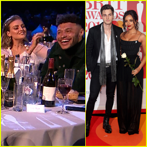 Little Mix Have Quadruple Date at BRIT Awards While Teasing New Music
