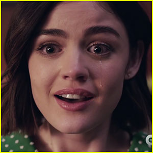 Lucy Hale Finds Out She's Cured In New 'Life Sentence' Trailer